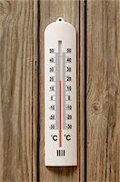 Close-up of Thermometer at 20 Degrees Celsius Stock Photo - Premium Royalty-Freenull, Code: 600-06451941