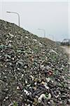 Mountain of Glass Bottles at Recycling Plant, Dampremy, Charleroi, Wallonia, Belgium Stock Photo - Premium Rights-Managed, Artist: oliv, Code: 700-06452141
