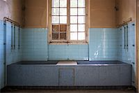Therapeutic Baths in Abandoned Psychiatric Hospital Stock Photo - Premium Rights-Managednull, Code: 700-06452165