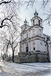 St Stanislaus Church at Skalka, Krakow, Lesser Poland Voivodeship, Poland Stock Photo - Premium Rights-Managed, Artist: Tomasz Rossa, Code: 700-06452208