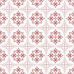 Beautiful background of seamless floral pattern Stock Photo - Royalty-Free, Artist: inbj                          , Code: 400-06454497