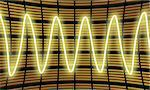 Sine waves measuring display Stock Photo - Royalty-Free, Artist: Engineer                      , Code: 400-06459130