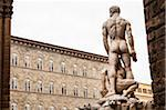 Hercules and Cacus Statue, Piazza della Signoria, Florence, Tuscany, Italy Stock Photo - Premium Rights-Managed, Artist: Siephoto, Code: 700-06465393
