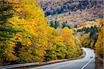 Car on Road Through White Mountain National Forest, White Mountains, New Hampshire, USA Stock Photo - Premium Rights-Managed, Artist: R. Ian Lloyd, Code: 700-06465675