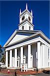 Old Whaling Church, Edgartown, Dukes County, Martha's Vineyard, Massachusetts, USA Stock Photo - Premium Rights-Managed, Artist: R. Ian Lloyd, Code: 700-06465770