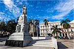 Statue of Jose Marti in Parque Central, La Havana Vieja, Havana, Cuba Stock Photo - Premium Rights-Managed, Artist: R. Ian Lloyd, Code: 700-06465859