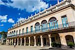 Facade of Hotel Santa Isabel, Plaza de Armas, Old Havana, Havana, Cuba Stock Photo - Premium Rights-Managed, Artist: R. Ian Lloyd, Code: 700-06465869