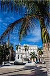 Hotel Inglaterra and Parque Central with Palm Trees, Old Havana, Havana, Cuba Stock Photo - Premium Rights-Managed, Artist: R. Ian Lloyd, Code: 700-06465880