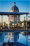 El Capitolio as seen from Rootop of Hotel Parque Central, Old Havana, Havana, Cuba Stock Photo - Premium Rights-Managed, Artist: R. Ian Lloyd, Code: 700-06465882
