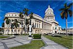 El Capitolio and Palm Trees, Old Havana, Havana, Cuba Stock Photo - Premium Rights-Managed, Artist: R. Ian Lloyd, Code: 700-06465885