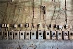 Row of Electrical Wiring and Meter Boxes in Residential Building, Havana, Cuba Stock Photo - Premium Rights-Managed, Artist: R. Ian Lloyd, Code: 700-06465905
