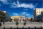 Broad View of Plaza Vieja, Havana, Cuba Stock Photo - Premium Rights-Managed, Artist: R. Ian Lloyd, Code: 700-06465915