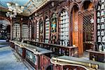 Interior of Pharmacy of Havana Museum, Old Havana, Havana, Cuba Stock Photo - Premium Rights-Managed, Artist: R. Ian Lloyd, Code: 700-06465939