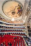 Interior of Garcia Lorca Auditorium in Gran Teatro de La Habana, Havana, Cuba Stock Photo - Premium Rights-Managed, Artist: R. Ian Lloyd, Code: 700-06465945