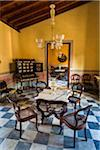 Furniture in Room of Museo Romantico, Trinidad, Cuba Stock Photo - Premium Rights-Managed, Artist: R. Ian Lloyd, Code: 700-06465962