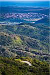 Overview of Forest Covered Mountains Looking Towards City, Trinidad, Cuba Stock Photo - Premium Rights-Managed, Artist: R. Ian Lloyd, Code: 700-06465999