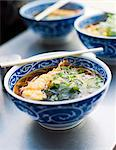 Bowls of noodles, Sweden. Stock Photo - Premium Royalty-Free, Artist: Albert Normandin, Code: 6102-06470438