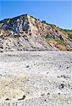 Pozzuoli, Italy. Solfatara area, volcanic crater still in activity. Stock Photo - Royalty-Free, Artist: Perseomedusa                  , Code: 400-06478036