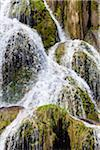Waterfall, Baume-les-Messieurs, Jura, Franche-Comte, France Stock Photo - Premium Royalty-Free, Artist: F. Lukasseck, Code: 600-06486163