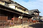 Udatsu old town, Tokushima Prefecture Stock Photo - Premium Royalty-Free, Artist: Arcaid, Code: 622-06487047