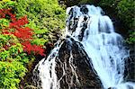 Nana waterfall, Akita Prefecture Stock Photo - Premium Royalty-Free, Artist: Arcaid, Code: 622-06487137