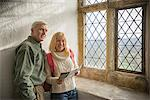 Couple exploring medieval castle Stock Photo - Premium Royalty-Free, Artist: Robert Harding Images, Code: 649-06489552