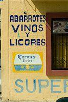 Exterior view of Liquor store in Santa Maria, Huatulco, Mexico Stock Photo - Premium Rights-Managednull, Code: 824-06492387