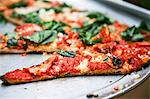 Pizza Margherita Stock Photo - Premium Royalty-Free, Artist: Yvonne Duivenvoorden, Code: 659-06494691