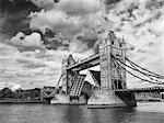 Tower Bridge open during the 2012 Olympics Stock Photo - Premium Royalty-Free, Artist: Cultura RM, Code: 6106-06496731