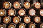 Wine barrels stacked Stock Photo - Premium Royalty-Free, Artist: Science Faction, Code: 6106-06497001