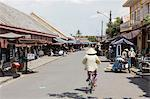 Outside Hoi An's central market, Hoi An Old Town, Hoi An, Vietnam, Indochina, Southeast Asia, Asia Stock Photo - Premium Rights-Managed, Artist: Robert Harding Images, Code: 841-06499259
