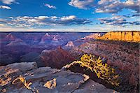 Pipe Creek Vista Point Overlook, South Rim, Grand Canyon National Park, UNESCO World Heritage Site, Arizona, United States of America, North America Stock Photo - Premium Rights-Managednull, Code: 841-06500113