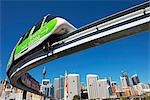 Monorail in Darling Harbour, Sydney, New South Wales, Australia, Pacific Stock Photo - Premium Rights-Managed, Artist: Robert Harding Images, Code: 841-06500123