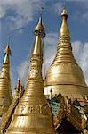 The Shwedagon Pagoda, Yangon (Rangoon), Yangon region, Republic of the Union of Myanmar (Burma), Asia Stock Photo - Premium Rights-Managed, Artist: Robert Harding Images, Code: 841-06500177
