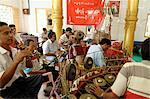 The hsaing waing, a traditional Burmese folk musical ensemble, Pyin U Lwin (Maymyo), Mandalay Division, Republic of the Union of Myanmar (Burma), Asia Stock Photo - Premium Rights-Managed, Artist: Robert Harding Images, Code: 841-06500222