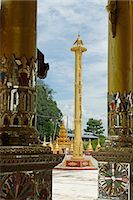The Bawgyo Pagoda in Thibaw (Hsipaw), Shan State, Republic of the Union of Myanmar (Burma), Asia Stock Photo - Premium Rights-Managednull, Code: 841-06500225