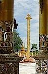 The Bawgyo Pagoda in Thibaw (Hsipaw), Shan State, Republic of the Union of Myanmar (Burma), Asia Stock Photo - Premium Rights-Managed, Artist: Robert Harding Images, Code: 841-06500225