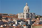 The National Pantheon (Igreja de Santa Engracia), Alfama District, Lisbon, Portugal, Europe Stock Photo - Premium Rights-Managed, Artist: Robert Harding Images, Code: 841-06500315