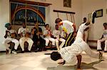 Capoeira class, Salvador (Salvador de Bahia), Bahia, Brazil, South America Stock Photo - Premium Rights-Managed, Artist: Robert Harding Images, Code: 841-06500429