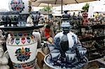 Craft market near Sao Francisco de Assis church, Ouro Preto, Minas Gerais, Brazil, South America Stock Photo - Premium Rights-Managed, Artist: Robert Harding Images, Code: 841-06500507