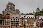 Quebec City with Chateau Frontenac on skyline, Province of Quebec, Canada, North America Stock Photo - Premium Rights-Managed, Artist: Robert Harding Images, Code: 841-06500813