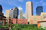 Skyline, Denver, Colorado, United States of America, North America Stock Photo - Premium Rights-Managed, Artist: Robert Harding Images, Code: 841-06500927