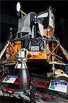 Lunar Module, United States Space and Rocket Center, Huntsville, Alabama, United States of America, North America Stock Photo - Premium Rights-Managed, Artist: Robert Harding Images, Code: 841-06500948