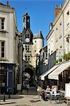 Old Town Gate, Amboise, UNESCO World Heritage Site, Indre-et-Loire, Centre, France, Europe Stock Photo - Premium Rights-Managed, Artist: Robert Harding Images, Code: 841-06501077