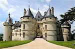 Chateau de Chaumont, Chaumont Sur Loire, Loir-et-Cher, Loire Valley, Centre, France, Europe Stock Photo - Premium Rights-Managed, Artist: Robert Harding Images, Code: 841-06501095