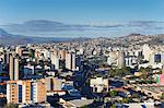 View of city skyline, Belo Horizonte, Minas Gerais, Brazil, South America Stock Photo - Premium Rights-Managed, Artist: Robert Harding Images, Code: 841-06501403