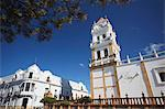 Cathedral in Plaza 25 de Mayo, Sucre, UNESCO World Heritage Site, Bolivia, South America Stock Photo - Premium Rights-Managed, Artist: Robert Harding Images, Code: 841-06501607