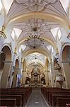 Interior of Cathedral, Sucre, UNESCO World Heritage Site, Bolivia, South America Stock Photo - Premium Rights-Managed, Artist: Robert Harding Images, Code: 841-06501625