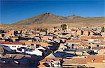 View of Potosi, UNESCO World Heritage Site, Bolivia, South America Stock Photo - Premium Rights-Managed, Artist: Robert Harding Images, Code: 841-06501673