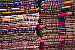 Colourful blankets in Witches' Market, La Paz, Bolivia, South America Stock Photo - Premium Rights-Managed, Artist: Robert Harding Images, Code: 841-06501829